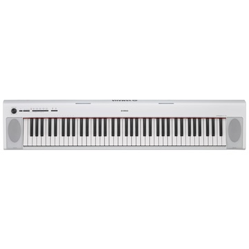 Yamaha NP-32 tastiera digitale Nero, Bianco 76 chiavi