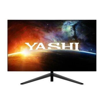 """YASHI YZ2721 27"""" 2K Ultra HD LED Nero"""