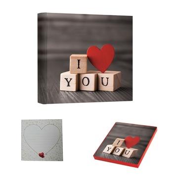 Zep Album TVB2430 24x24 Valentine B30F Love