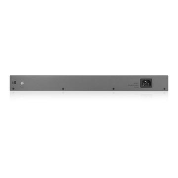 ZyXEL GS1350-26HP-EU0101F Gestito L2 Gigabit Ethernet Grigio PoE