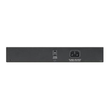 ZyXEL GS1900-24E Gestito L2 Gigabit Nero