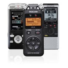 Audioregistratori