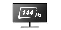 Refresh rate 144 Hz
