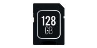 Capacità 128 GB