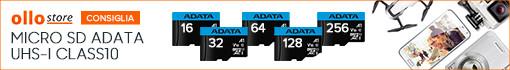 Ollostore consiglia Micro SD Adata