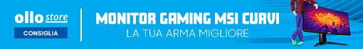 Ollostore consiglia Monitor Gaming MSI