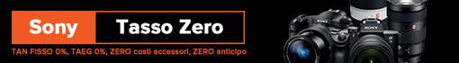 Sony Tasso Zero / Zero Costi Accessori
