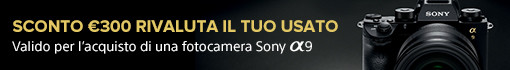 Sony TRADE IN ALPHA 9