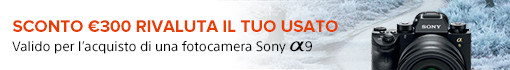 Trade IN Sony Alpha 9