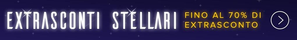 Extrasconti Stellari ! Scegli e Acquista in Relax