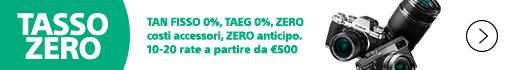 Fujifilm Tasso Zero sopra 500 €