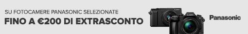 Panasonic Instant Cashback Serie G Ottobre - Dicembre 2020