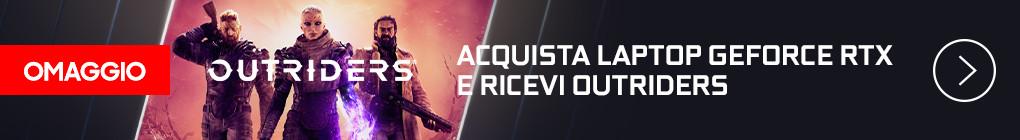Campagne Nvidia GeForce di Marzo Gioco Omaggio
