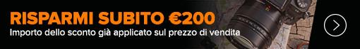 Promoziona Panasonic G Q1 Marzo 2020