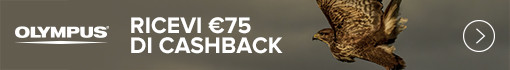 Olympus Cashback Obiettivi