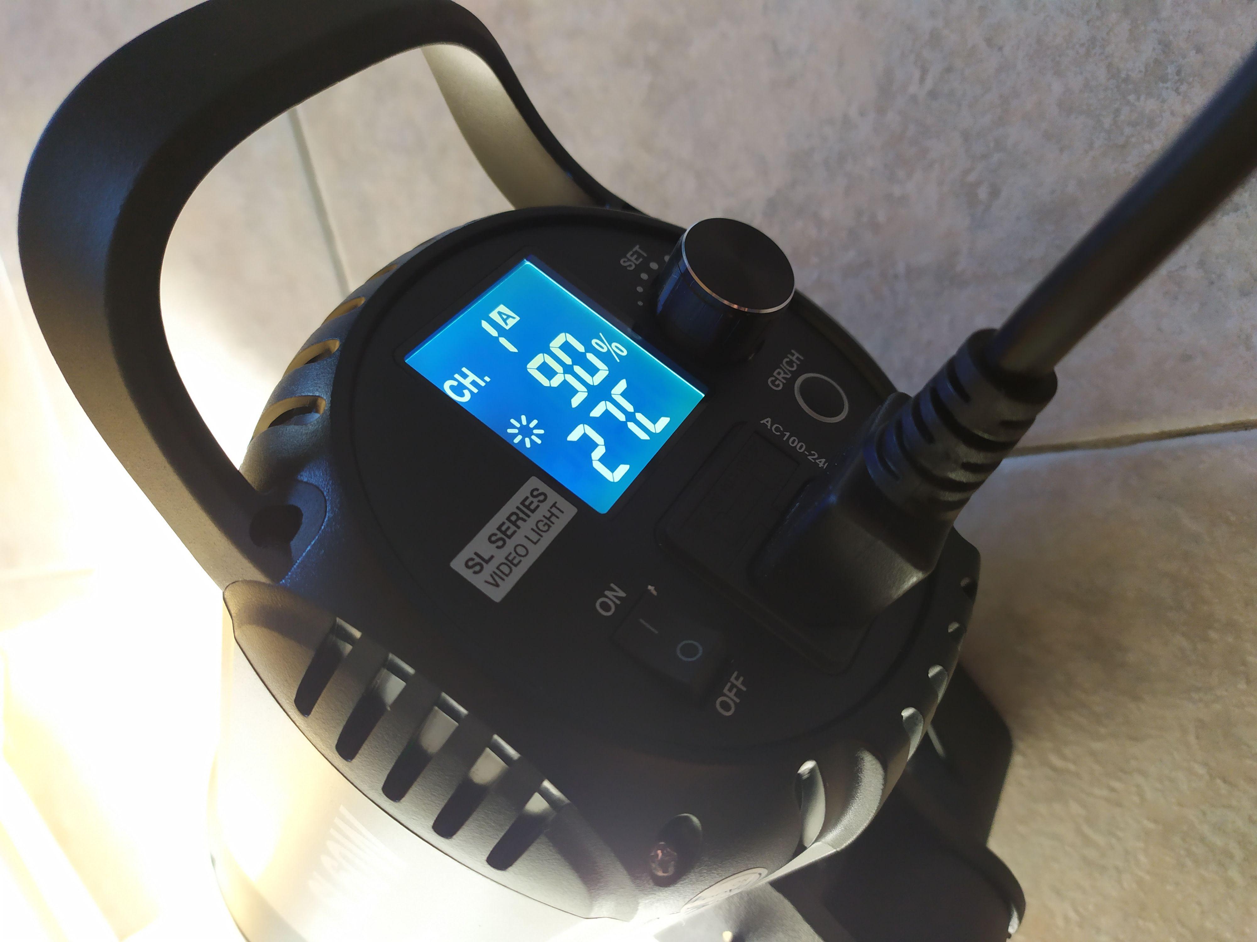 Illuminatore LED a rete SL-60W