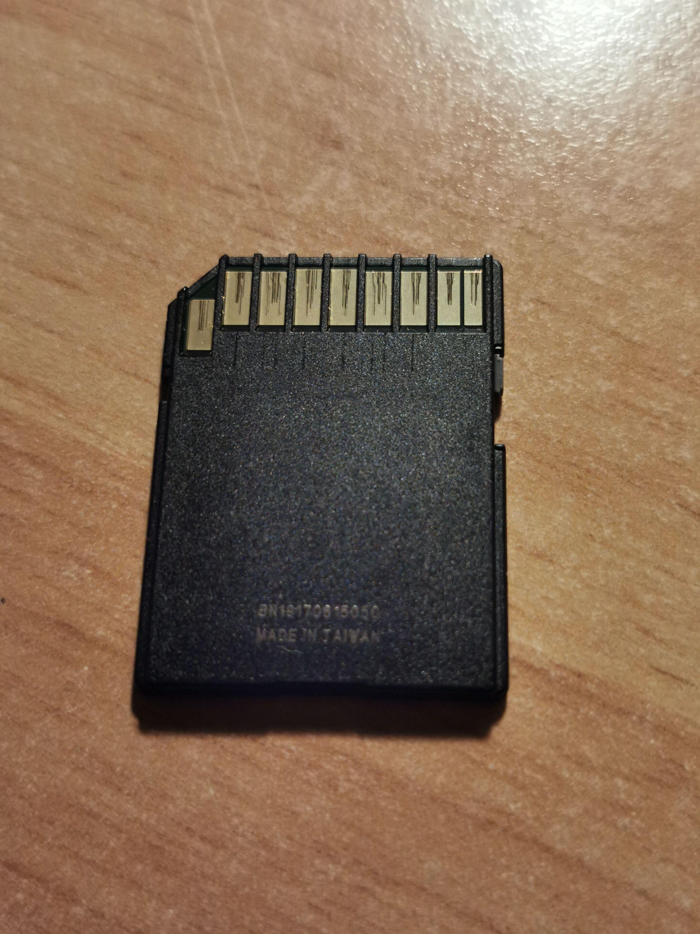64GB Extreme PRO SDXC Classe 10 UHS-I per video 4K lettura 170mbs scrittura 90mbs V30