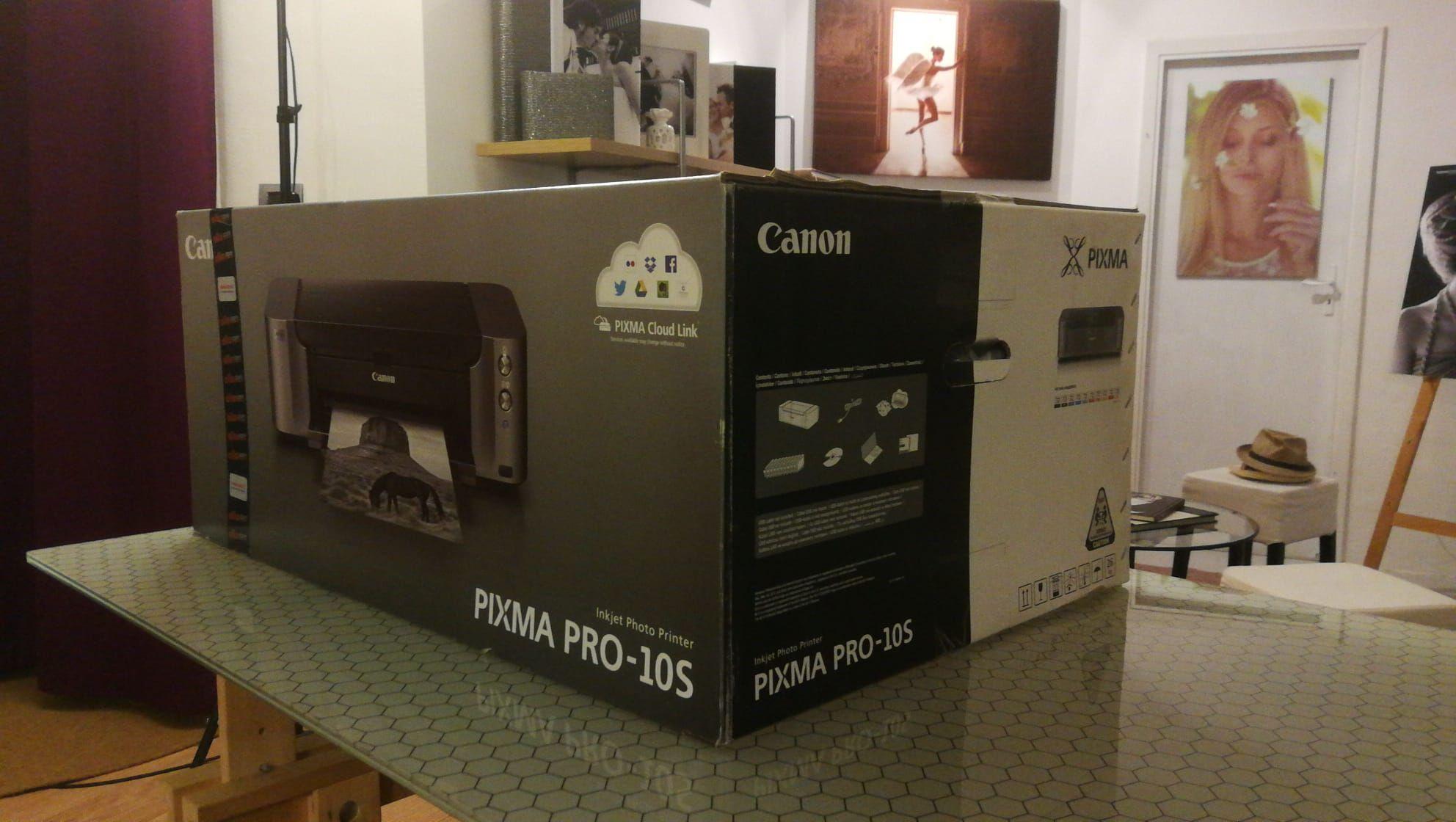Pixma Pro-10S