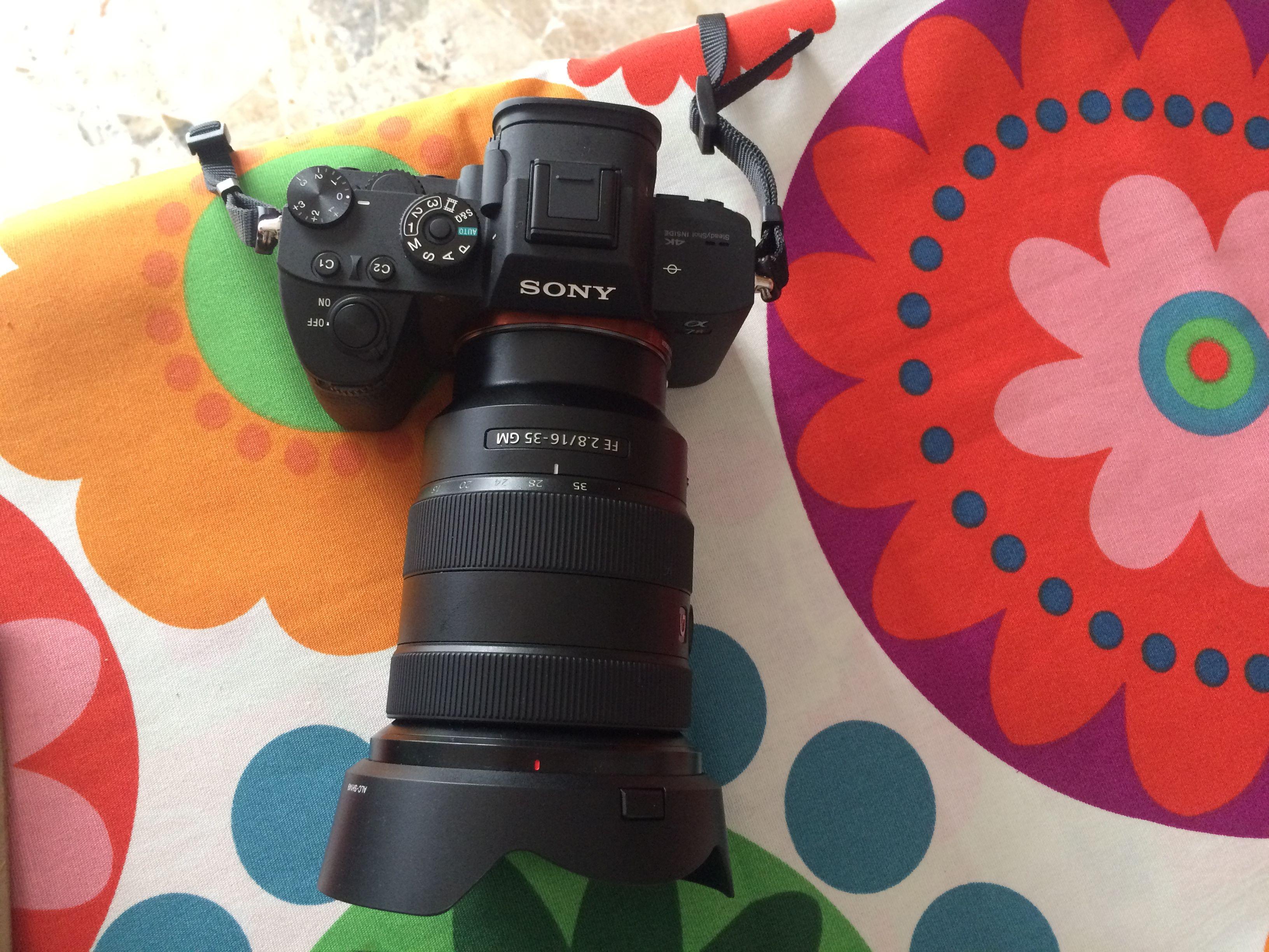 FE 16-35mm f/2.8 G Master
