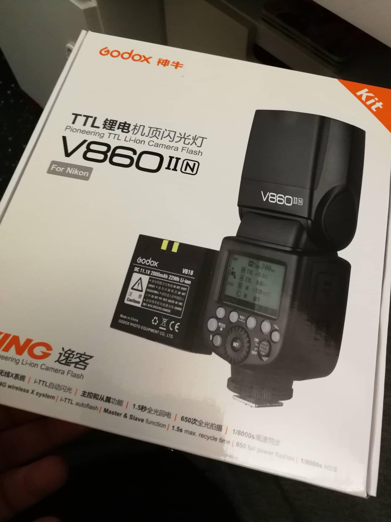 Ving V-860 II TTL Nikon