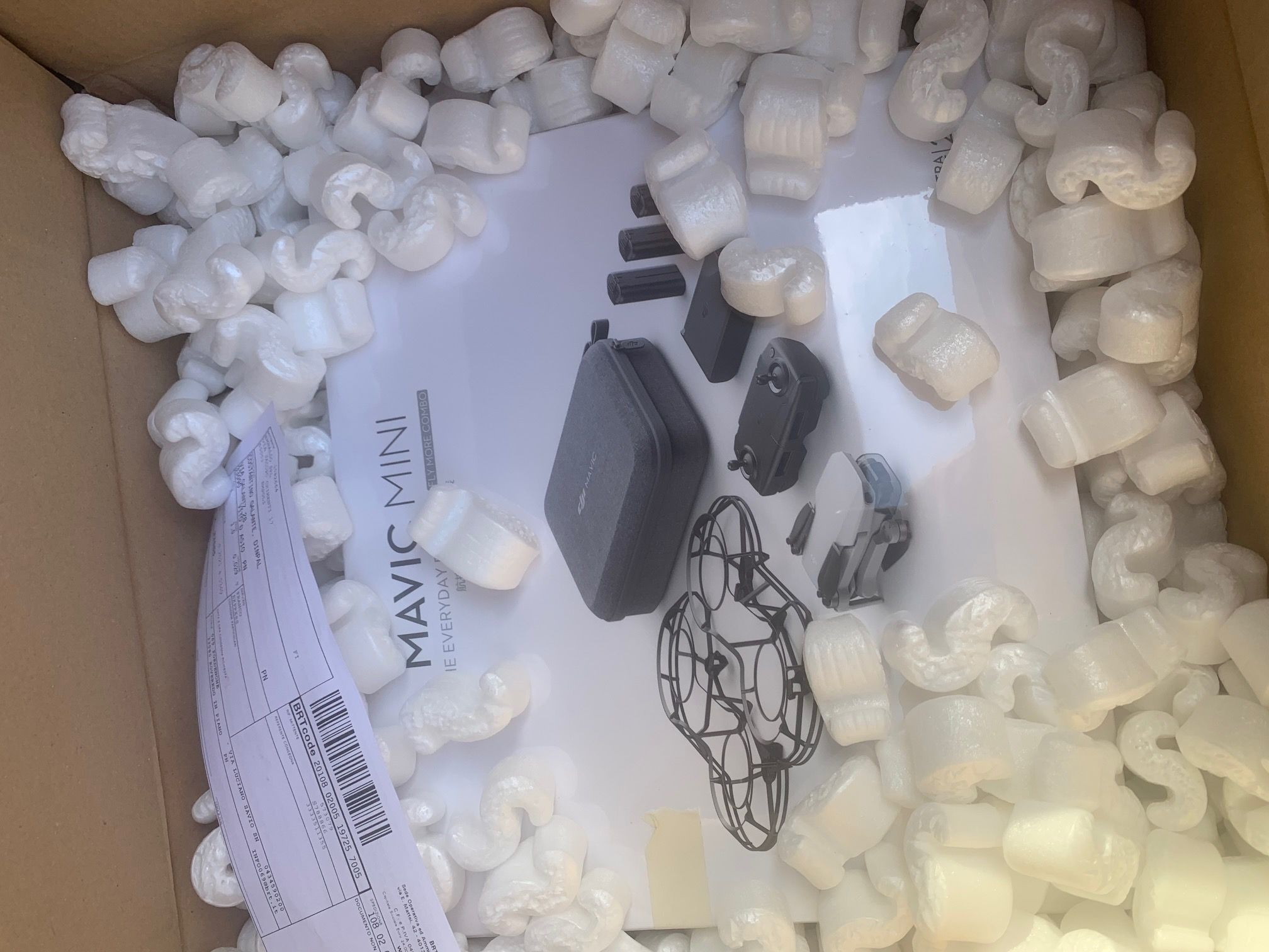 Mavic Mini Fly More Combo + Copertura danni accidentali 1 anno DJI Care