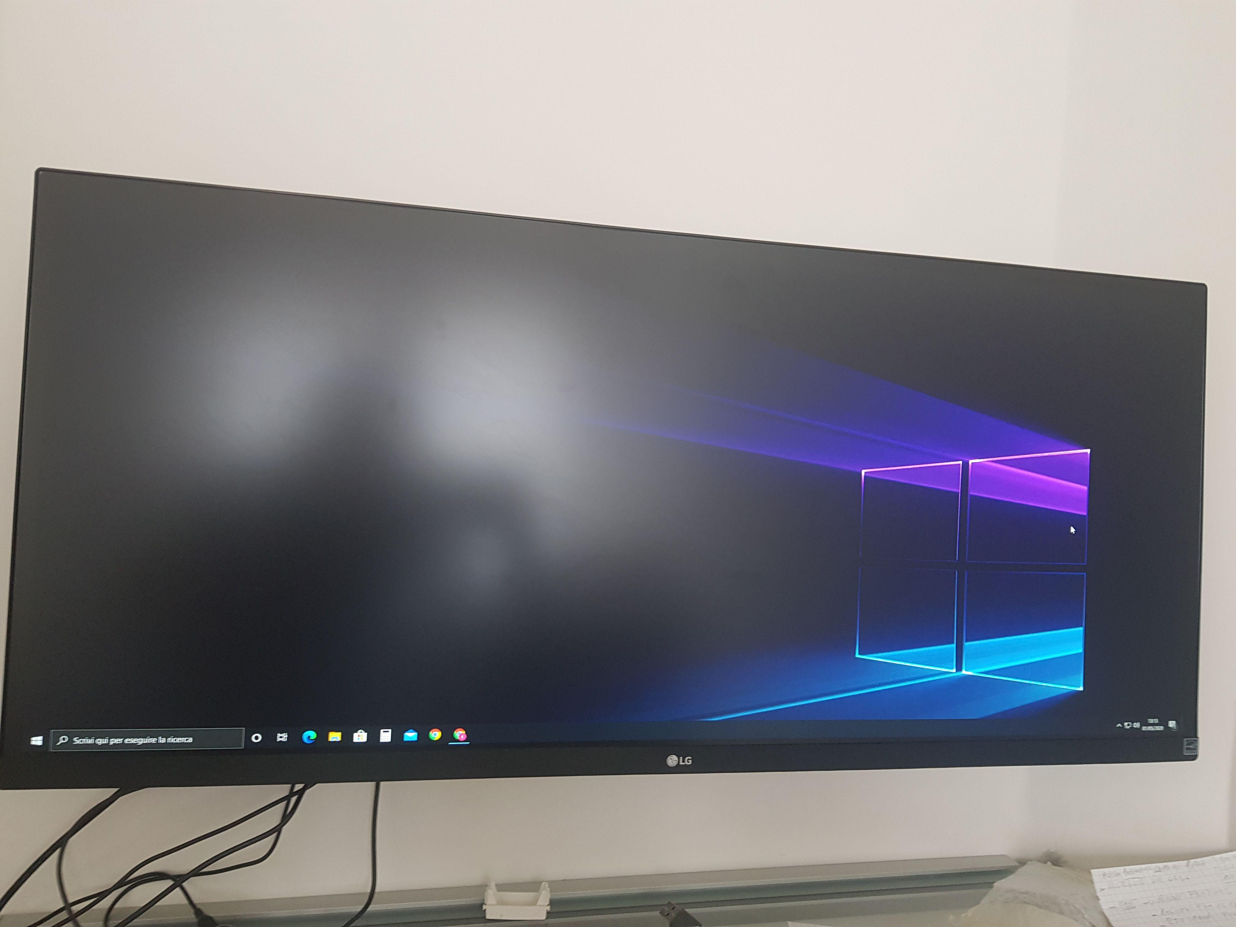 "34WL500-B 34"" UltraWide Full HD LED Nero"