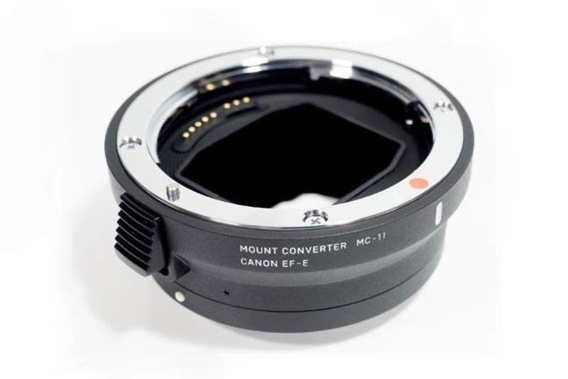 Adattatore MC-11 da Canon EOS a Sony E-Mount