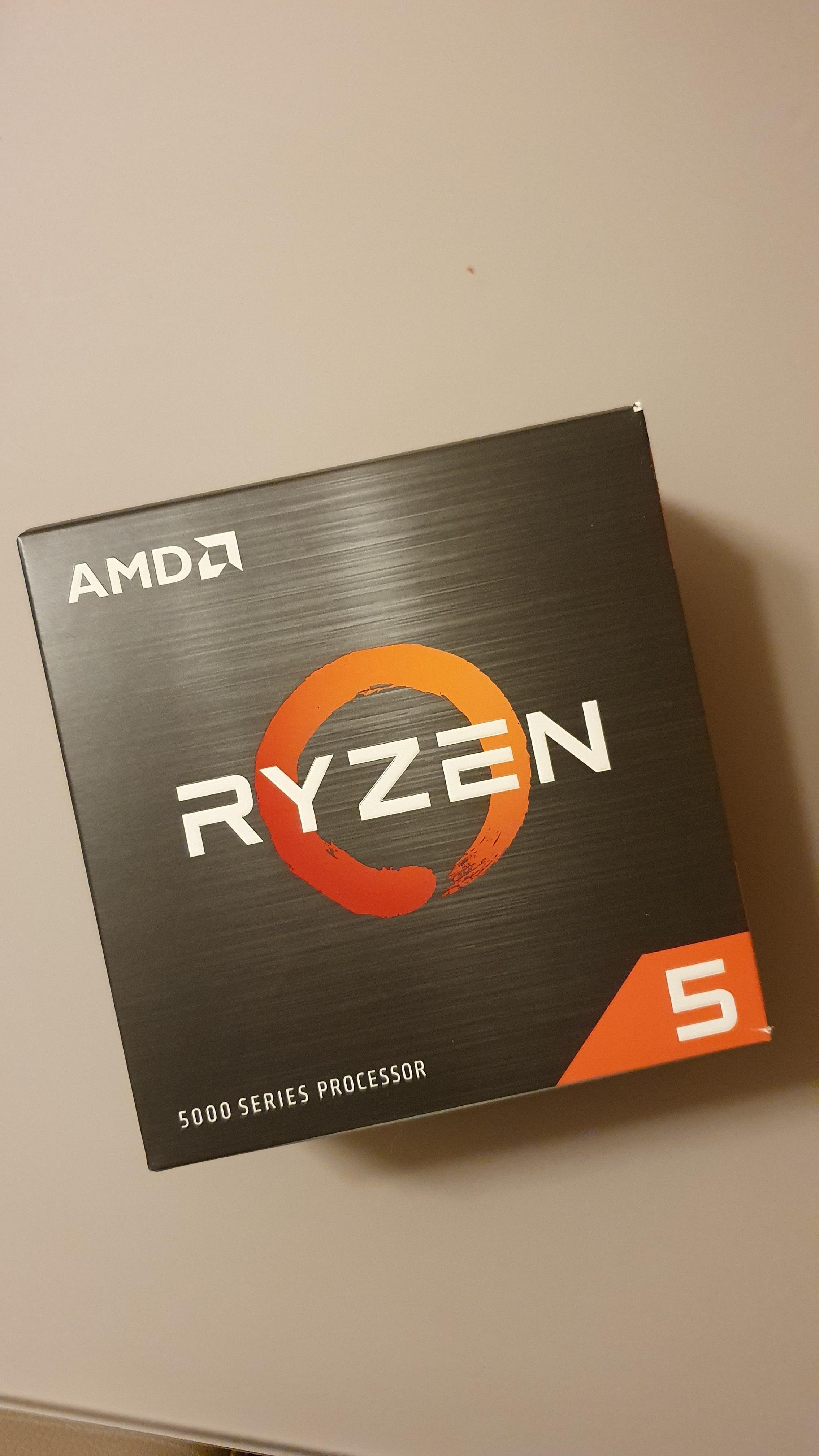 Ryzen 5 5600X 3,7 GHz L3
