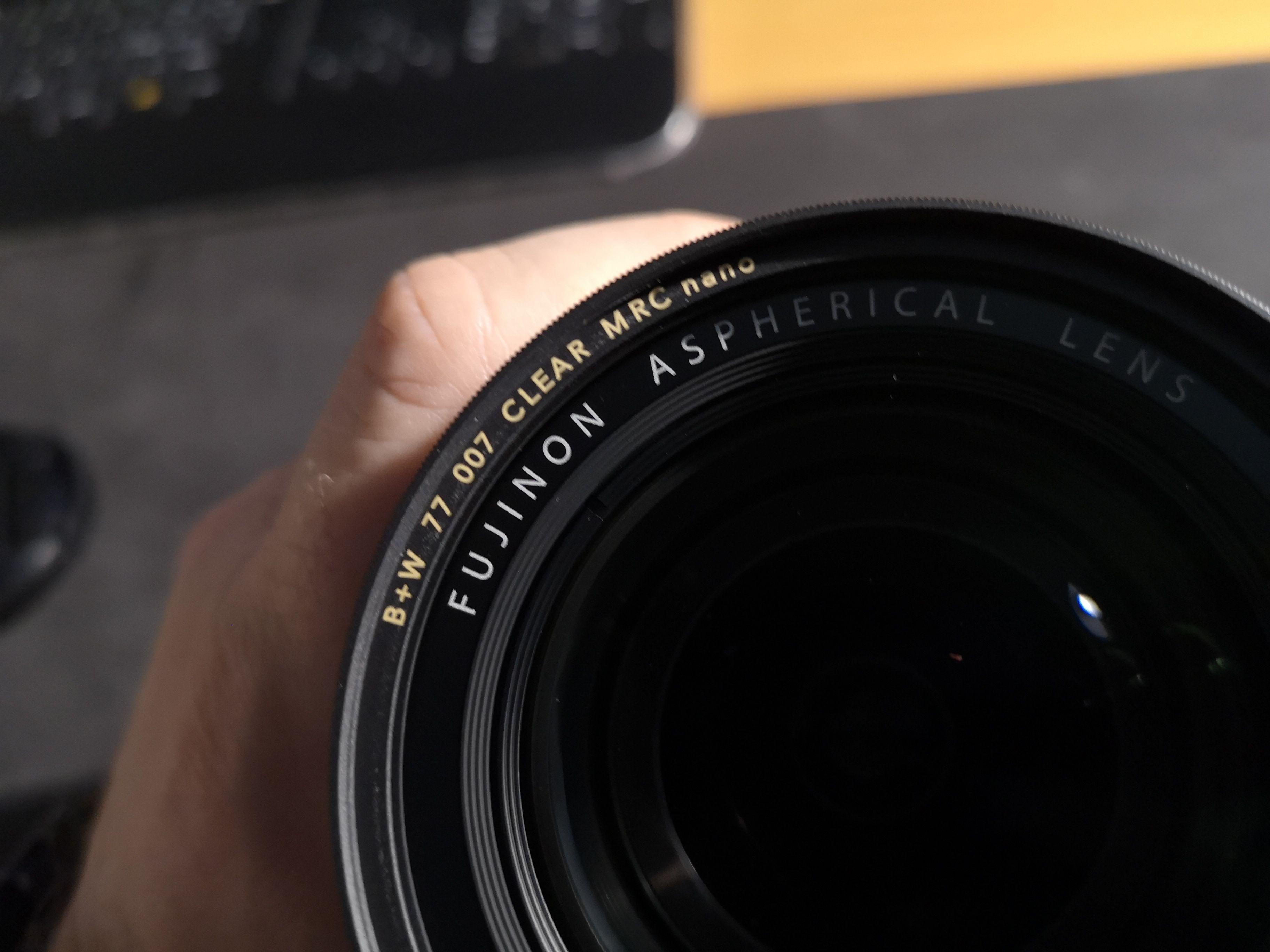 XS-Pro Digital MRC nano 007 Clear 77mm
