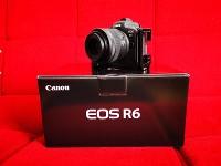 EOS R6 Body