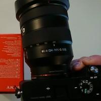 FE 24-105mm f/4 G OSS