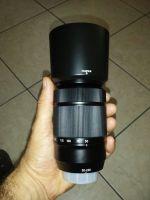 XC 50-230mm f/4.5-6.7 OIS II Fujinon Nero + Paraluce