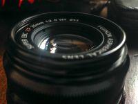 XF 35mm f/2.0 R WR Fujinon Nero