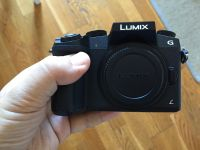 Lumix G7 Body Nero