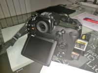 D500 Body + SD 16GB