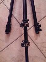 Kit serie 190 a 3 sezioni alluminio con testa a 3 vie
