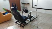 T-GT Volante Ufficiale Gran Turismo Sport PS4 PC