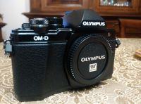 OM-D E-M10 Mark II Body Nero