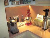Robot da cucina Artisan Rosso imperiale + Set 3 accessori