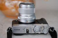 XF 50mm f/2.0 WR R Fujinon Silver