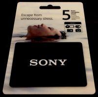 Copertura danni accidentali + garanzia di 5 anni per i prodotti Digital Imaging Sony