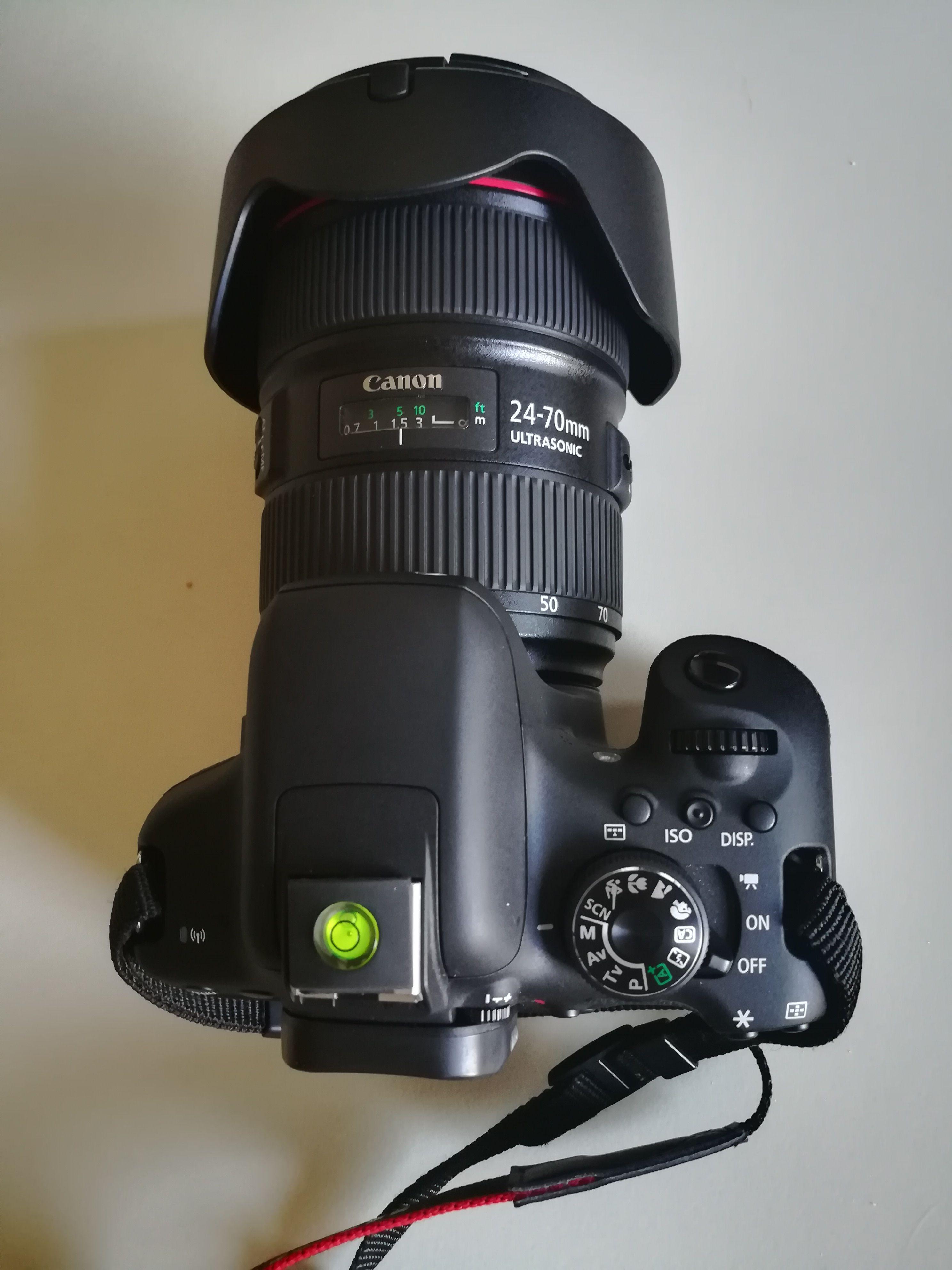 EF 24-70mm f/2.8 L USM II