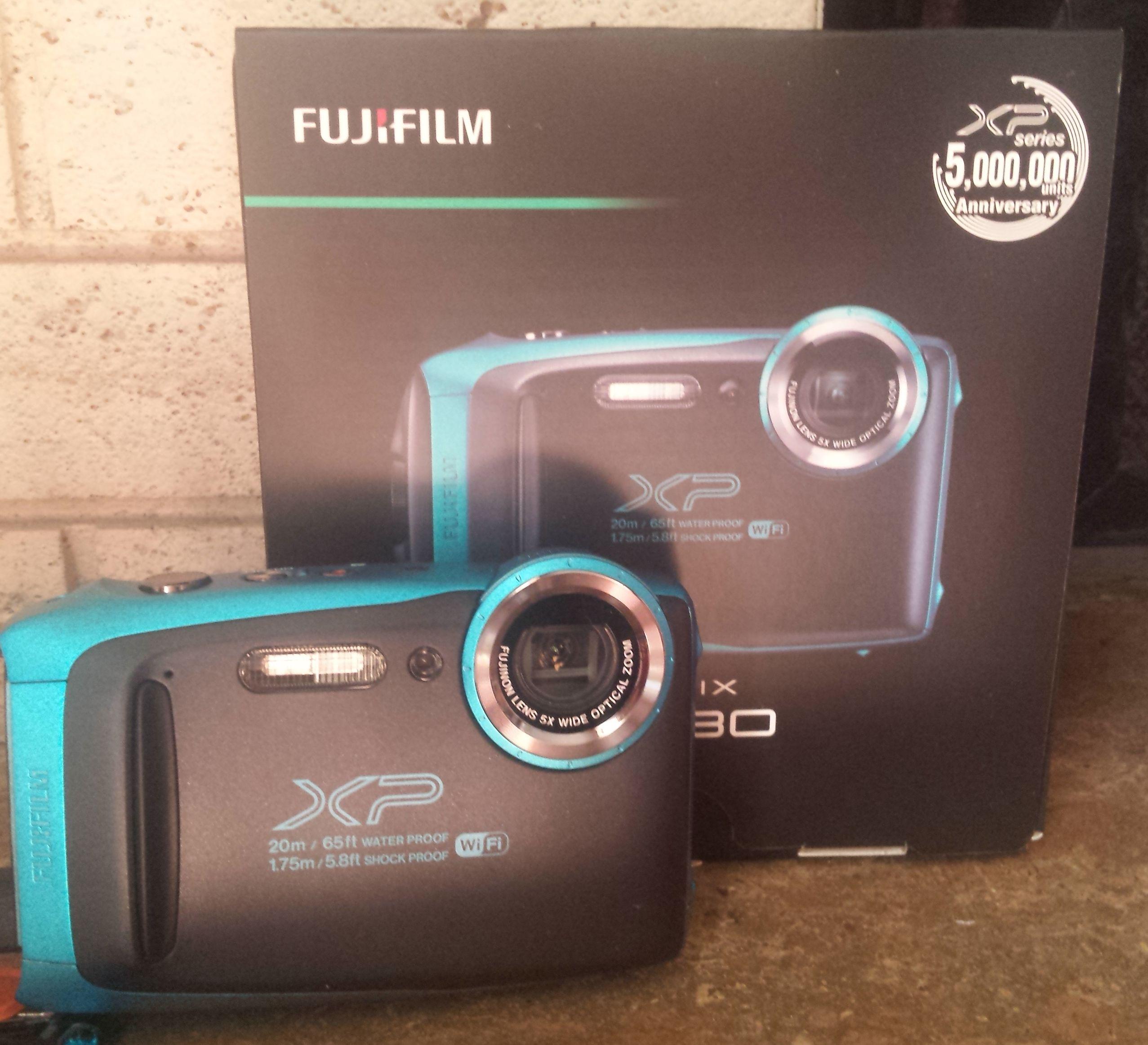FinePix XP130 Sky Blu
