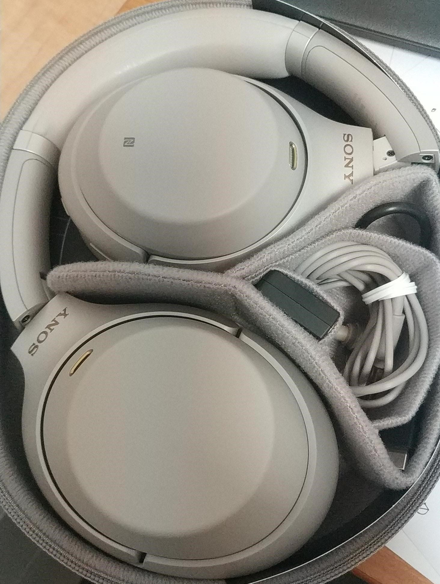 WH-1000XM3 Silver
