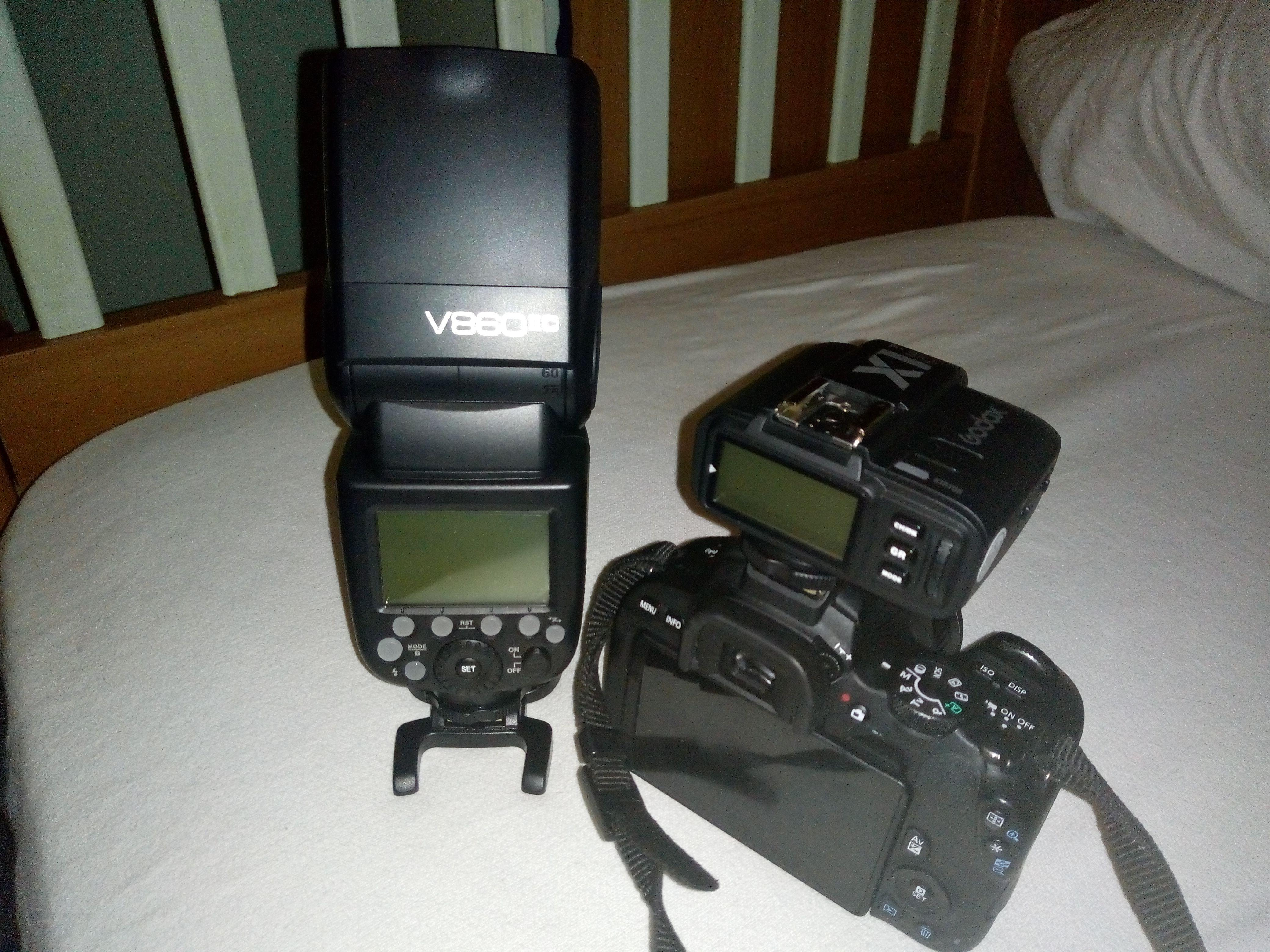 Ving V-860 II TTL Canon