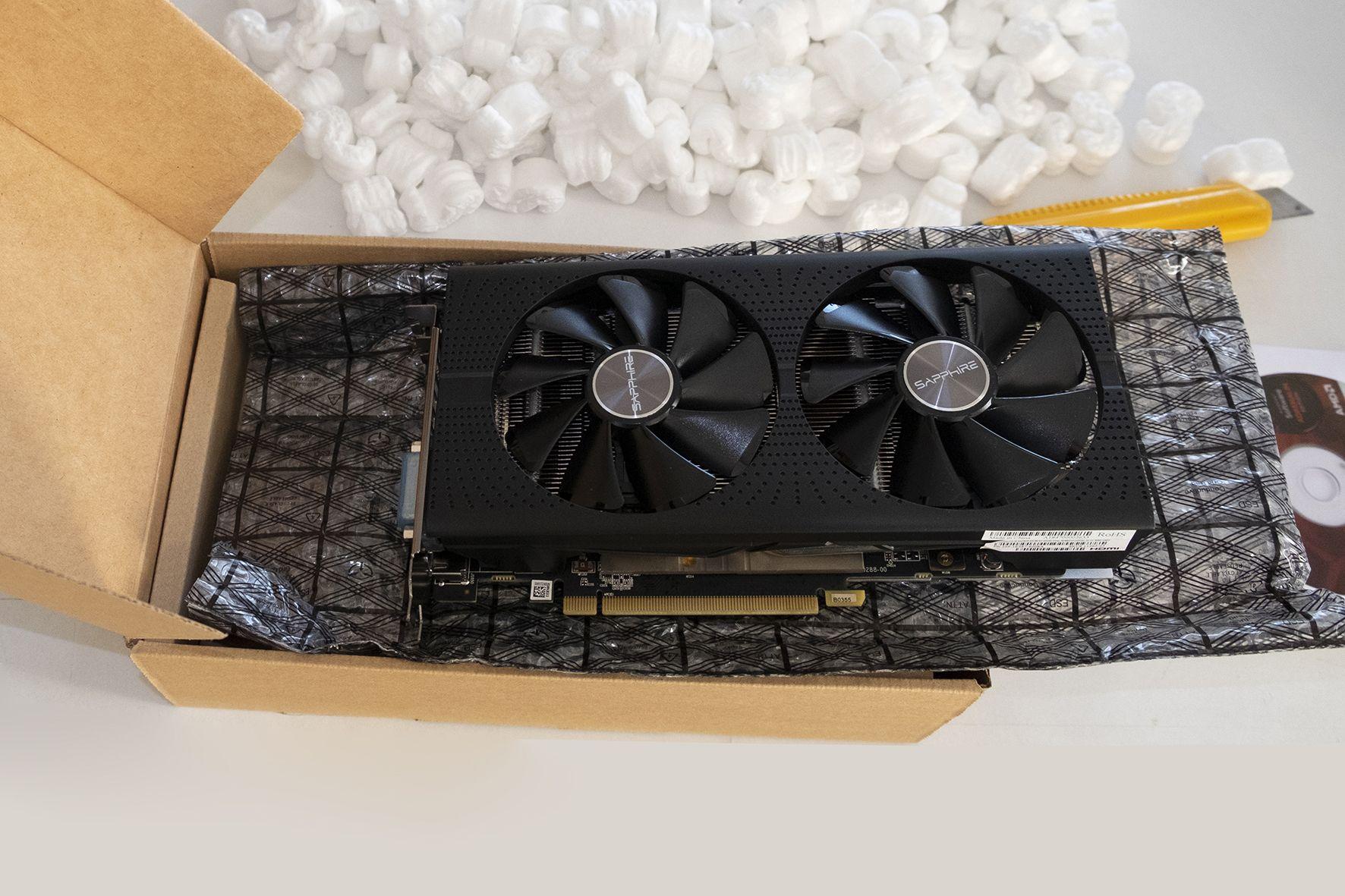 Radeon RX 580 8GB GDDR5 PULSE