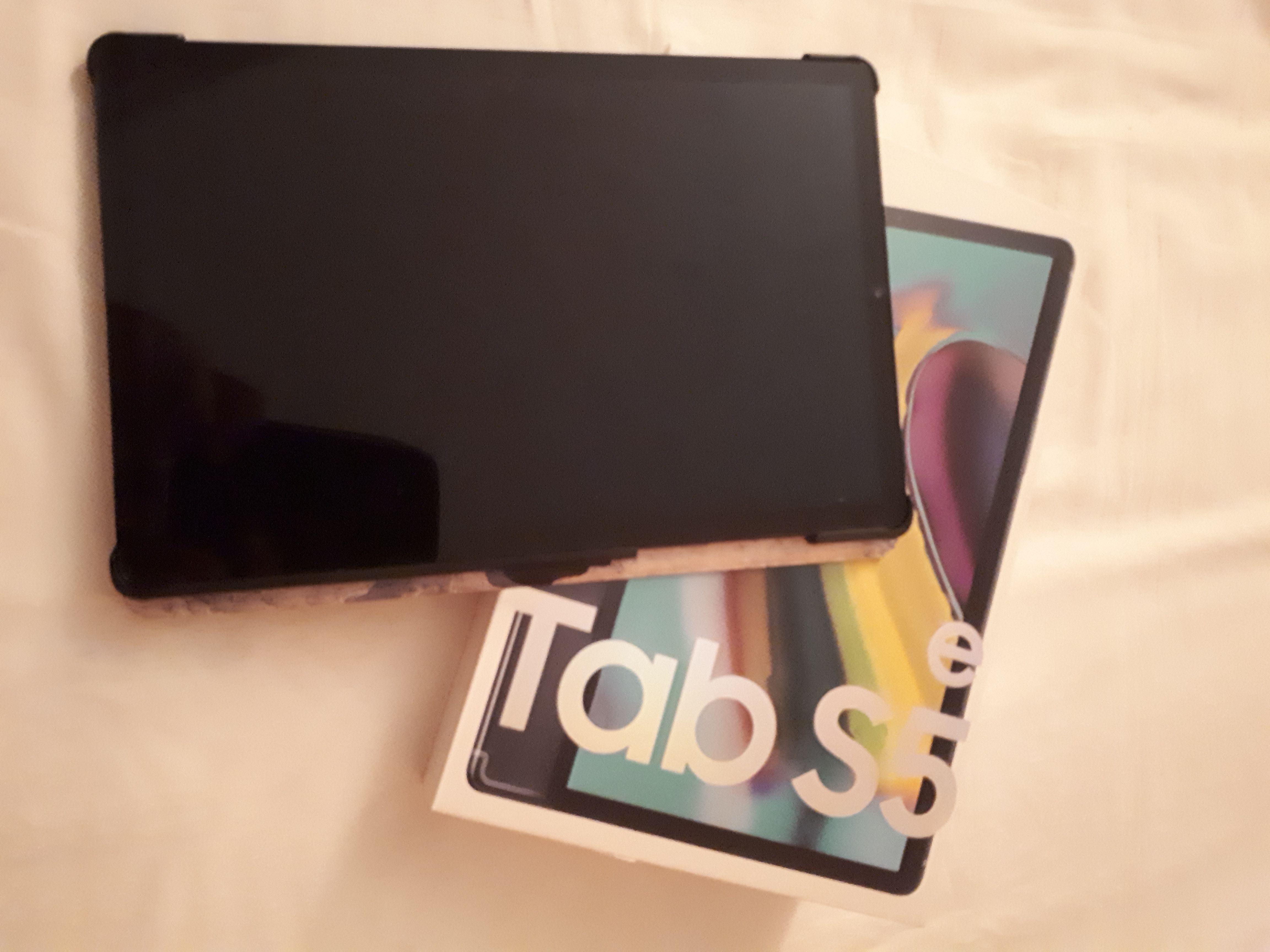 Galaxy Tab S5e SM-T720N 64 GB Nero